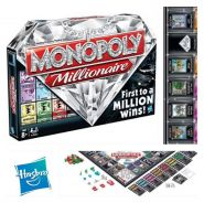 Hasbro Monopoly Millionaire Board Game