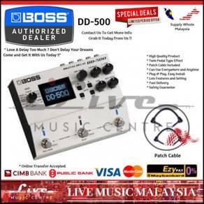 Boss DD-500 Digital Delay Effect (DD500)