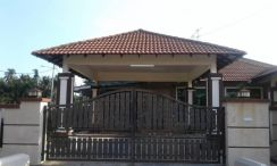 Rumah semi-D taman permatang pasir