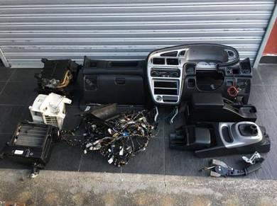Dashboard Satria GTi Complete
