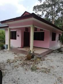 Rumah sebuah kawasan dusun