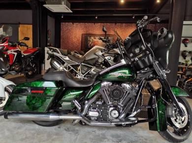 Harley davidson STREET GLIDE FLHX UNREG SHOP LOAN