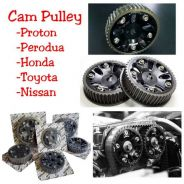 Works USA adjustable Cam pulley all car