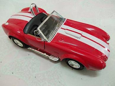 1:32 Ford shelby cobra metal model