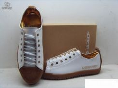 Dsquared2 men's leather casual shoes
