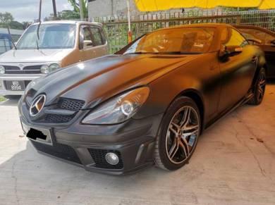 Used Mercedes Benz SLK200 for sale