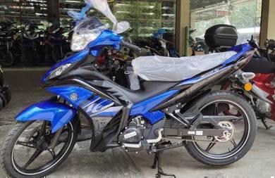 NEW Yamaha LC135 *PROMOSI DEPOSIT TERENDAH SEKALI