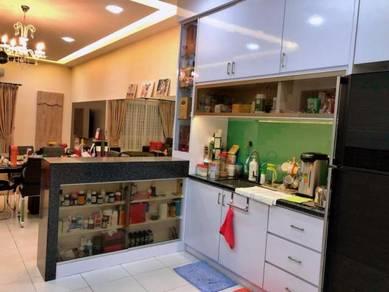 Fully Renovated Setia Alam Klang Jalan Setia Indah 12 For Sale Now