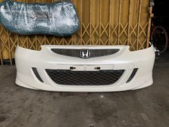 Honda jazz fit type s gd3 bodypart bumper grill rs