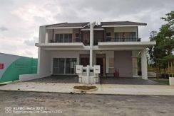 New Freehold 2storey in rawang!
