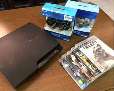 Original PS3 (New Controller)