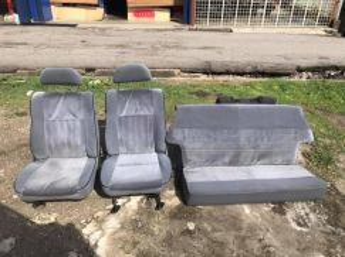 Seat mini cooper classic