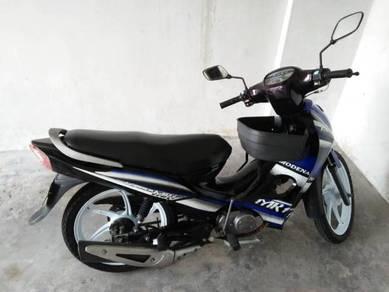 Motorcycle - Modenas Kriss MR1