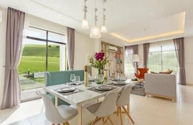 Meridin East, Pasir Gudang - Terrace House For Sale