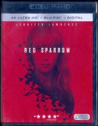 Red Sparrow 4K [ Blu-Ray ]