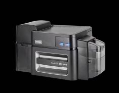 Double side colour id card printer