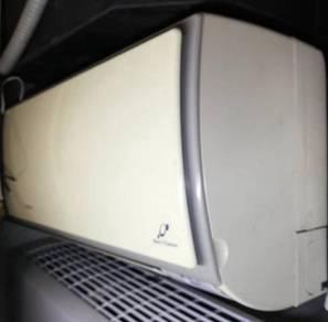 Hitachi ionizer used aircond 1HP