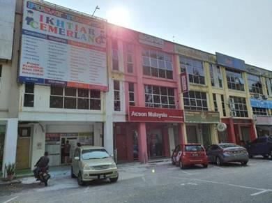 Semabok perdana shop office for rent