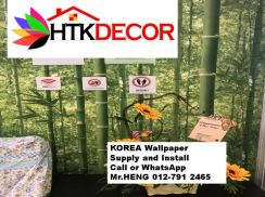 Variety of designs with Wall Paper 48TA