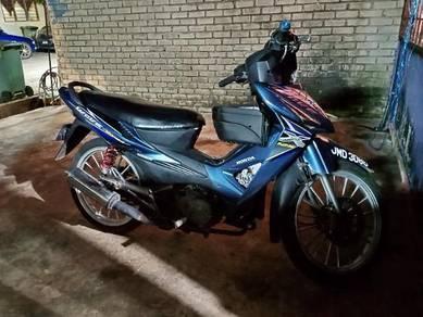 Honda Wave 125X Ultimo