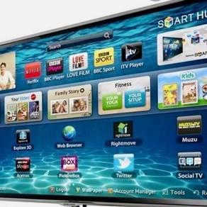 Samsung smart tv 46 inci