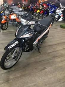 Yamaha y125 zr