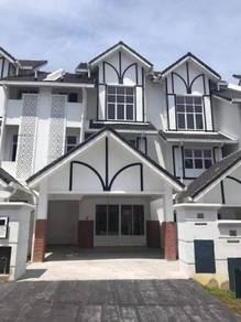[BANK VALUE 900K] 3Stry 22x75 in Setia Alam Anjung Sari