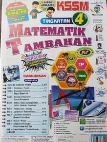 Riang Belajar KSSM Matematik Tambahan T4