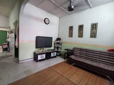 Taman bunga raya - freehold - landed single storey - near lrt