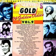 Yesterdays Gold - 24 Golden Oldies Vol.9