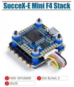 IFlight SucceX-E (20x20) Mini F4 FC V2 & 35A 2-6S