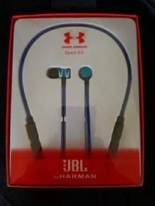 JBL sport earphone