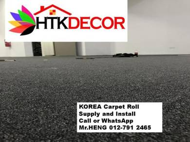 Novelty Carpet Roll - Including Install 68KT