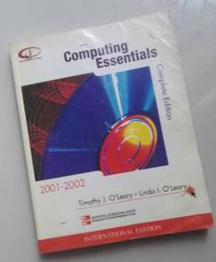 Buku Terpakai : Computing Essentials
