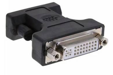 VGA and DVI adapter