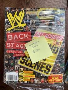 WWE Magazine 2009 Bundle (Jan-Mar; May-Dec & Hol)