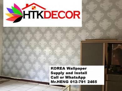 Modern wallpaper designs with installation 92EI