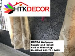 Wall Paper Classic included Installation 104RJ