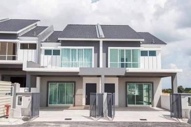 BINTANG MAYA II Rumah Teres 2 Tingkat Gated & Guarded,Rebate RM20,000!