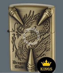 Zippo lighter dragon leg1