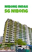 Apartment Nibong Indah Sungai Nibong For Sale