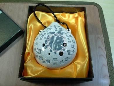 Ocarina 6 holes Alto F (Focalink)