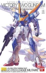 BanDai 1/100 (MG) Victory Two Ver Ka Gundam