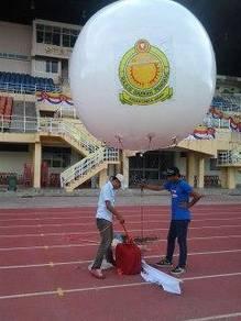 Balloon besar pelancaran