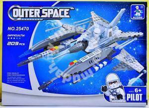 AUSINI 25470 Interplanatery Spaceship (Bricks)