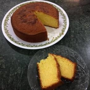 Orange Cake & Lemon Cake