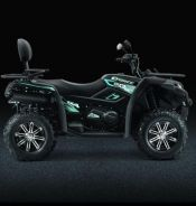 ATV CFMOTO U.S.A && 450i 4x4