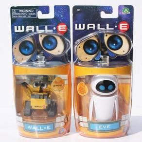 Wall-E Eva Toys Neca bandai Revoltech transformers