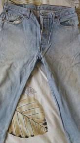 Levis 501 jeans W34