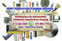Bangi Plumber Specialist Services